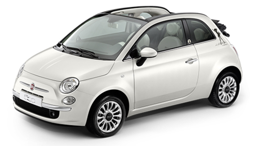 Fiat 500 or Smart Automatic