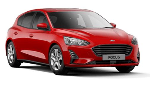 Toyota Auris, Toyota Corolla, Ford Focus, Volkswagen Golf