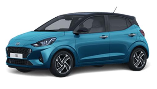 Fiat Panda, Nissan Micra, Hyundai i10