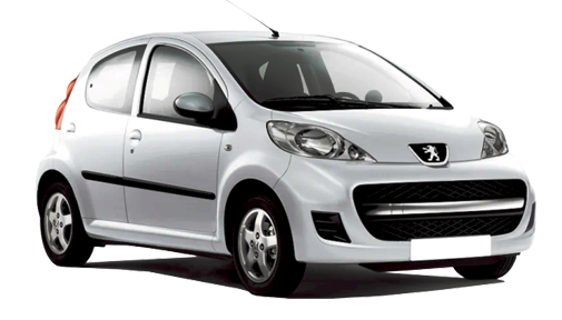 Peugeot 107 or Nissan micra